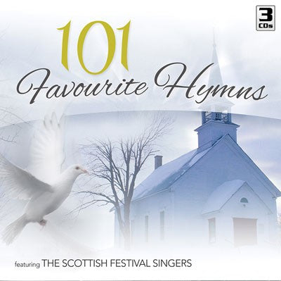 101 Favourite Hymns - 3CD Set - KI Gifts Christian Supplies