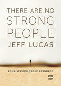 There Are No Strong People DVD - KI Gifts Christian Supplies