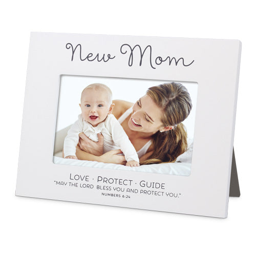 Blessed Baby - New Mom Photo Frame - KI Gifts Christian Supplies