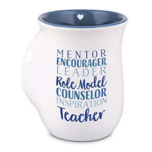 Inspirational Heroes Mug: Teacher