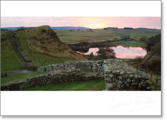 Inspire - Blank: Hadrian's Wall - KI Gifts Christian Supplies