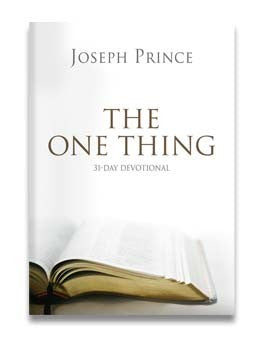 The One Thing - Devotional - KI Gifts Christian Supplies