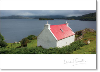 Inspire - Blank: Applecross Peninsula - KI Gifts Christian Supplies