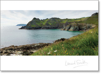 Inspire - Blank: Macely Cove, South Devon - KI Gifts Christian Supplies