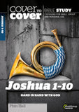 Joshua 1-10 Bible study Hand in Hand with God - KI Gifts Christian Supplies