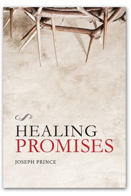 Healing Promises - Softcover - KI Gifts Christian Supplies