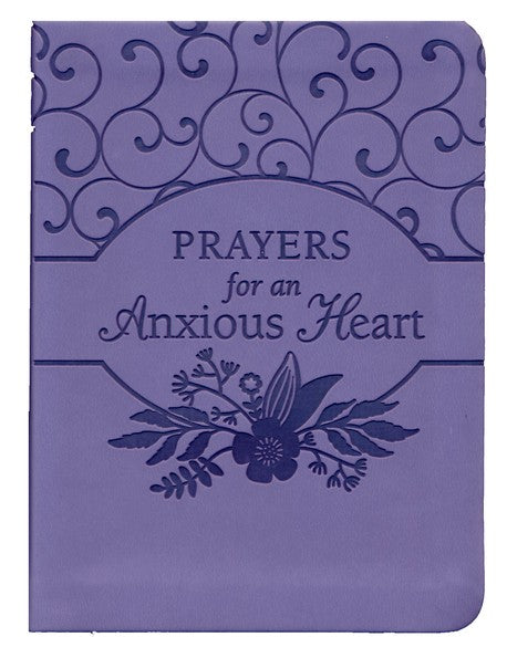 Prayers for an Anxious Heart - KI Gifts Christian Supplies