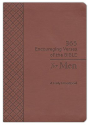 365 Encouraging Verses of the Bible for Men - KI Gifts Christian Supplies