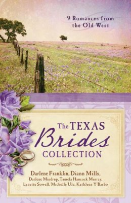 The Texas Brides Collection 9 Romances from the Old West (Various Authors) - KI Gifts Christian Supplies