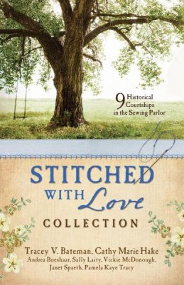 The Stitched with Love Romance Collection (Various Authors) - KI Gifts Christian Supplies