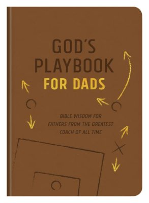 God's Playbook for Dads (Quentin Guy) - KI Gifts Christian Supplies