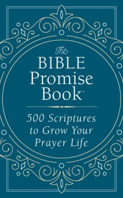 The Bible Promise Book: 500 Scriptures to Grow Your Prayer Life (Emily Biggers) - KI Gifts Christian Supplies