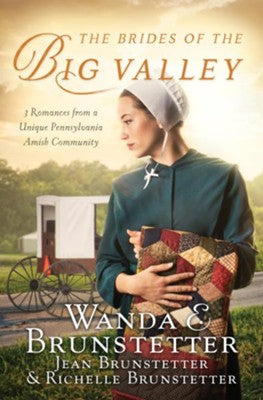 Brides of the Big Valley (Wanda E. Brunstetter) - KI Gifts Christian Supplies