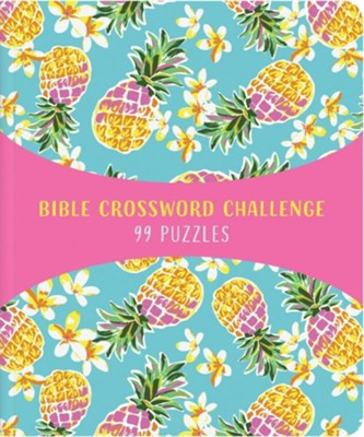 Bible Crossword Challenge - KI Gifts Christian Supplies