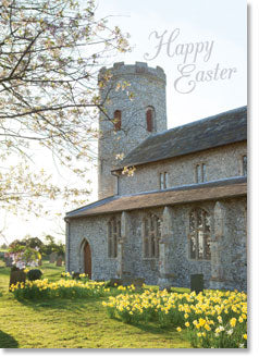 Happy Easter - Burnham Church (order in 6)