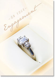 Engagement - Diamond Ring (order in 6)