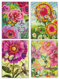 Thinking of You - 'You Are In My Thoughts' (12 Boxed Cards)