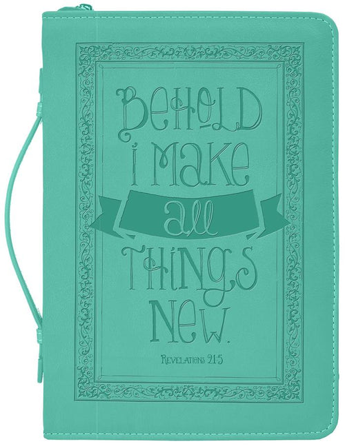 Bible Cover: Behold I Make All Things New