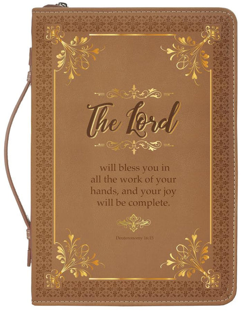 Bible Cover: The Lord Bless You Deuteronomy 16:15