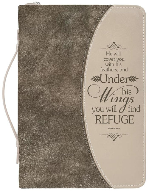 Bible Cover: Under His Wings Psalm 91:4
