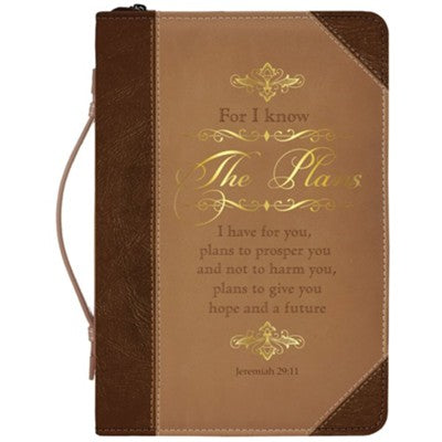 Bible Cover : For I Know the Plans