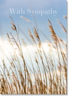 Sympathy - Evening Grasses (order in 6)