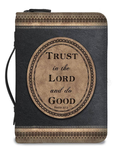 Bible Cover: Trust in the Lord Psalm 37:3