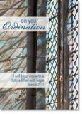 Ordination Card (order in 6)