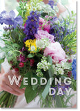 Wedding : Bride's Colourful Bouquet (order in 6)