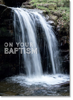 Baptism - Waterfall (order in 6)