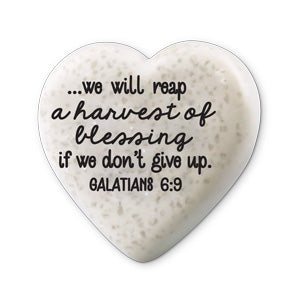 Scripture Stone Hearts of Hope: Blessing