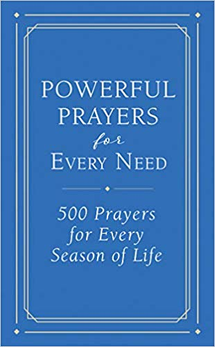 Powerful Prayers for Every Need - KI Gifts Christian Supplies