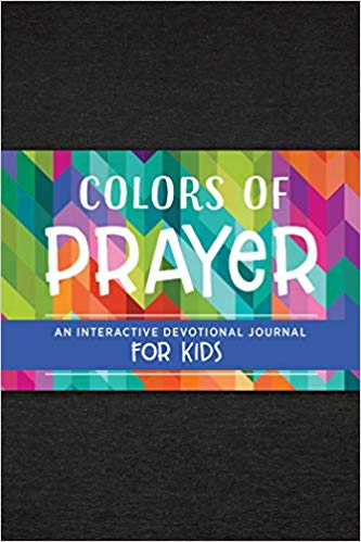 Colors of Prayer - An Interactive Journal for Kids - KI Gifts Christian Supplies