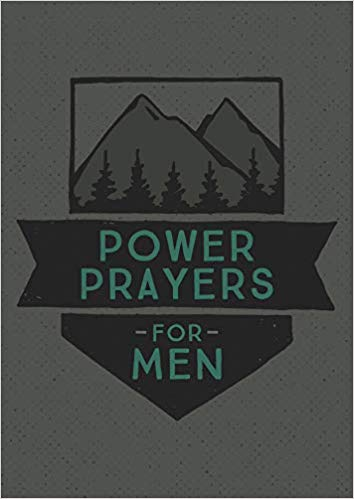Power Prayers for Men (John Hudson Tiner) - KI Gifts Christian Supplies