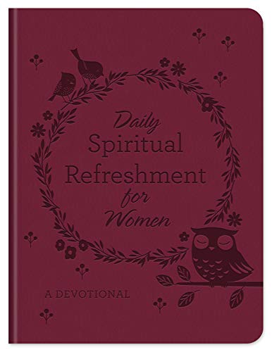 Daily Spiritual Refreshment for Women: A Devotional - KI Gifts Christian Supplies