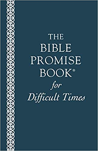 Bible Promise Book for Difficult Times - KI Gifts Christian Supplies