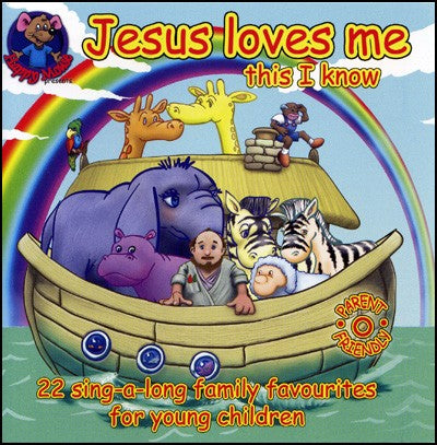 Jesus Loves Me This I Know - KI Gifts Christian Supplies