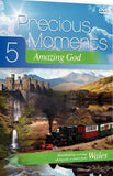 Precious Moments Vol 5 DVD - Amazing God (Scenes from Wales) - KI Gifts Christian Supplies