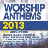 Worship Anthems 2013: Live Worship (2CDs) - KI Gifts Christian Supplies