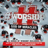#Worship : God of Miracles CD - KI Gifts Christian Supplies