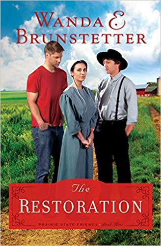 The Restoration: The Prairie State Friends Series #3 (Wanda E. Brunstetter) - KI Gifts Christian Supplies
