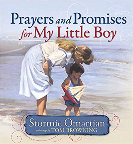 Prayers And Promises For My Little Boy (Stormie Omartian)