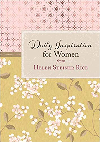 Daily Inspiration for Women from Helen Steiner Rice