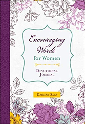 Encouraging Words for Women Devotional Journal (Darlene Sala) - KI Gifts Christian Supplies