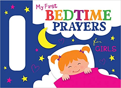 My First Bedtime Prayers for Girls (Twin Sisters®) - KI Gifts Christian Supplies