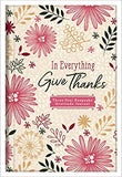 In Everything Give Thanks (Rebecca Currington) - KI Gifts Christian Supplies