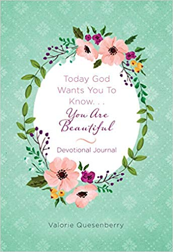 Today God Wants You to Know...You Are Beautiful Devotional Journal - KI Gifts Christian Supplies