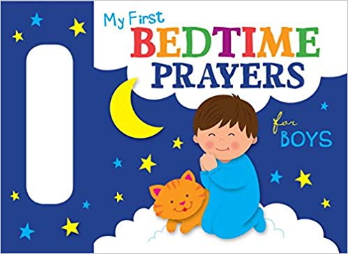 My First Bedtime Prayers for Boys (Twin Sisters®) - KI Gifts Christian Supplies