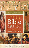 1-Minute Bible Guide: 180 Key People (George W. Knight) - KI Gifts Christian Supplies