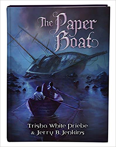 The Paper Boat: Thirteen Series #3 (Trisha Priebe, Jerry B. Jenkins) - KI Gifts Christian Supplies